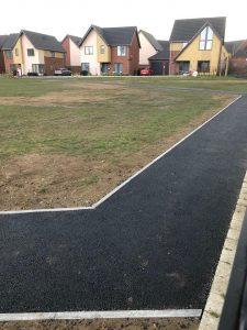 Footpath Repairs in Backworth