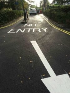 Line Marking in Maidenhead