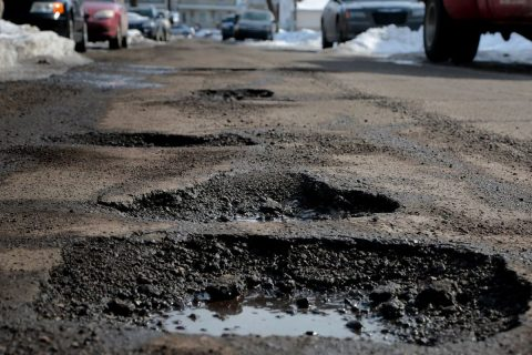 Withernsea <b>Pothole Repairs</b> Contractors - Full UK Coverage