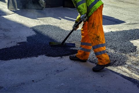 Sandy <b>Tarmac Repair</b> Specialists - Full UK Coverage