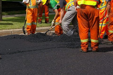 Sandy <b>Tarmac Repairs</b> Contractors - Full UK Coverage