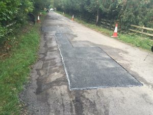 Sandy Tarmac Repairs
