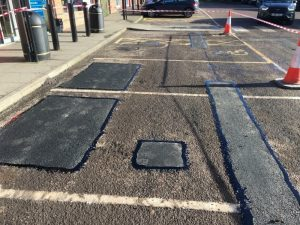 Tarmac Repairs in East Grinstead